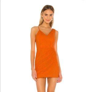 Michael Costello Mini Dress
